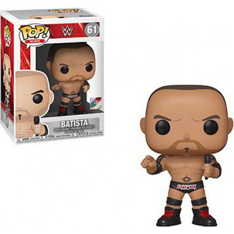 Funko POP! TV: WWE - Batista Vinyl Figure