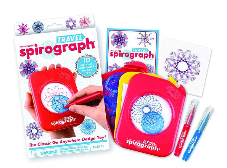 Travel Spirograph - English Edition