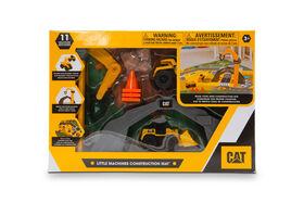 Tapis de Construction de Petites Machines de Cat
