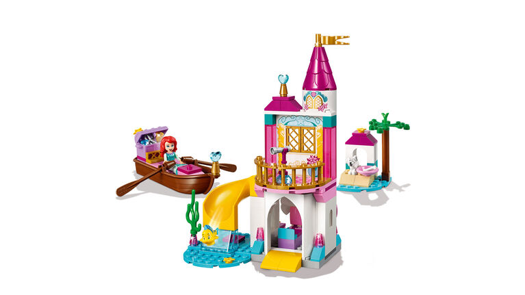 LEGO Disney Princess Ariel's Seaside Castle 41160