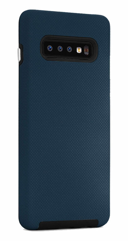 Blu Element Armour 2X Galaxy S10+ Navy Blue