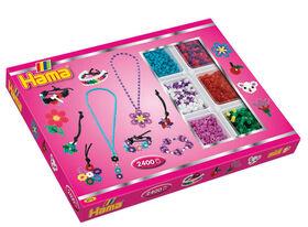 Hama Gift Box - Jewelry - French Edition