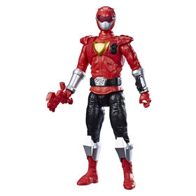 Power Rangers Beast Morphers 12-Inch Beast-X Red Ranger Action Figure