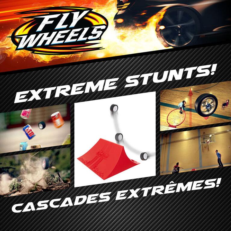 Fly Wheels Ramp