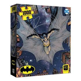 "Batman ""I Am The Night"" 1000 Piece Puzzle - English Edition"