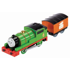 Thomas & Friends - TrackMaster Motorized Engine - Percy - English Edition
