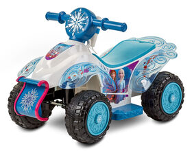 Disney Frozen II Sing & Ride Toddler Ride-On Toy by Kid Trax