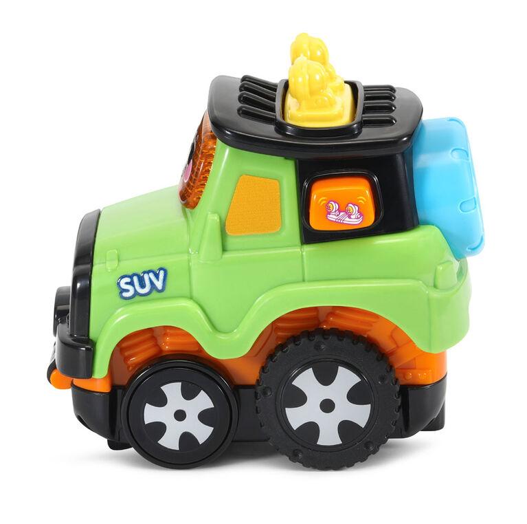 VTech Go! Go! Smart Wheels Press & Race SUV - English Edition