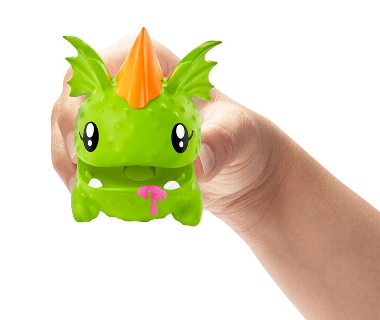 Pooparoos Green Dragon