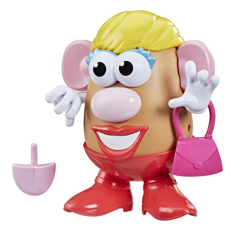 Potato Head, jouet Madame Patate classique pour enfants avec 12 pièces