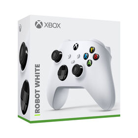 XBSX Wireless Controller Robot White