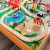 KidKraft - Ride Around Town Train Set & Table