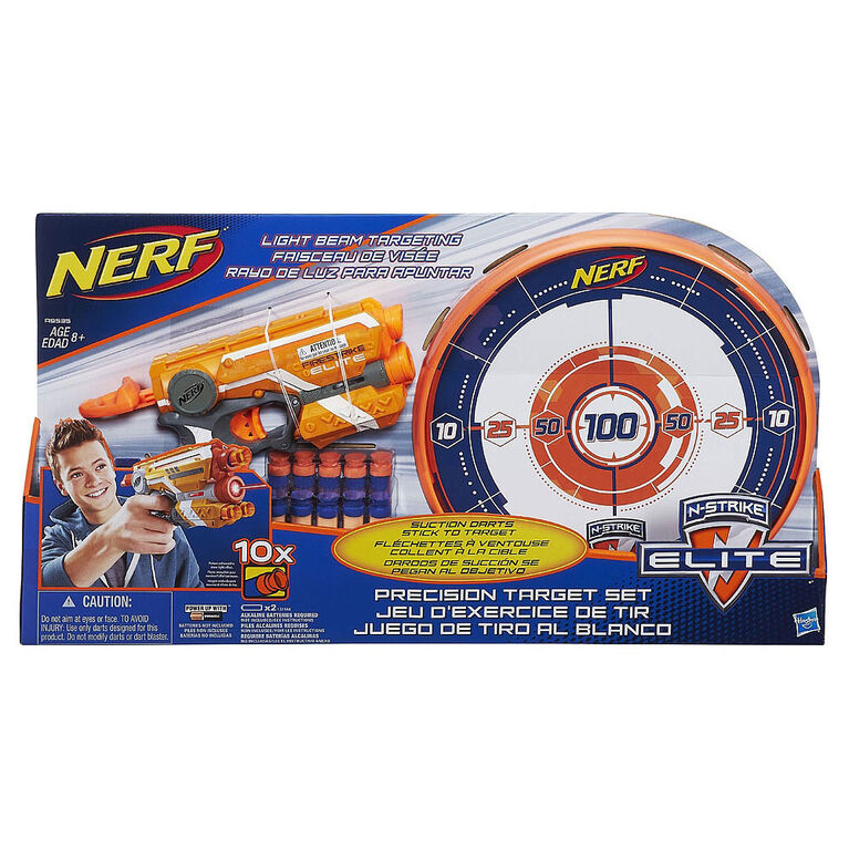 NERF N-Strike Elite - Precision Target Set - R Exclusive