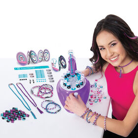 Cool Maker - 2-in-1 KumiKreator - Necklace and Friendship Bracelet Maker Activity Kit  056084
