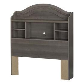 Savannah Tête de lit bibliothèque- Érable cendré