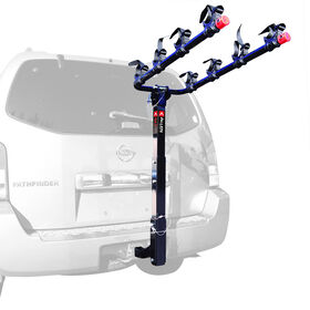 "Allen Sports Deluxe 4-Bike Carrier 542RR  for 2"" hitch"