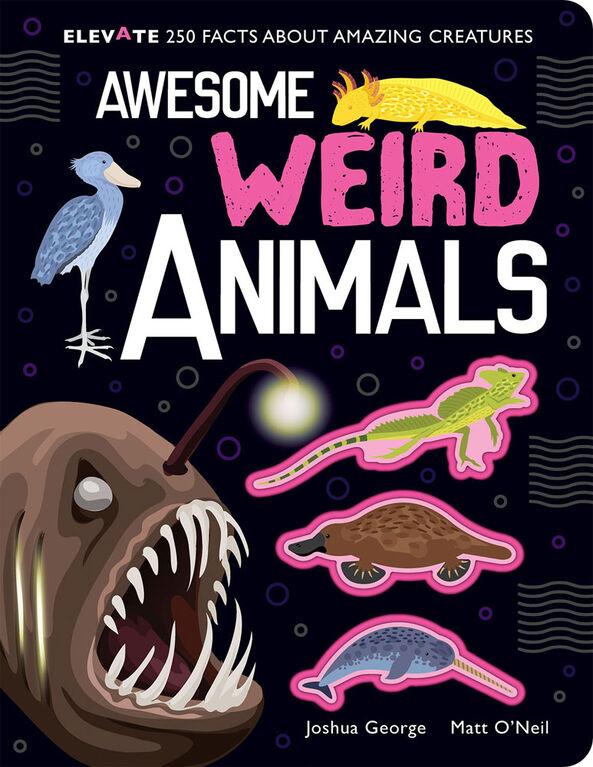 Awesome Weird Animals - English Edition