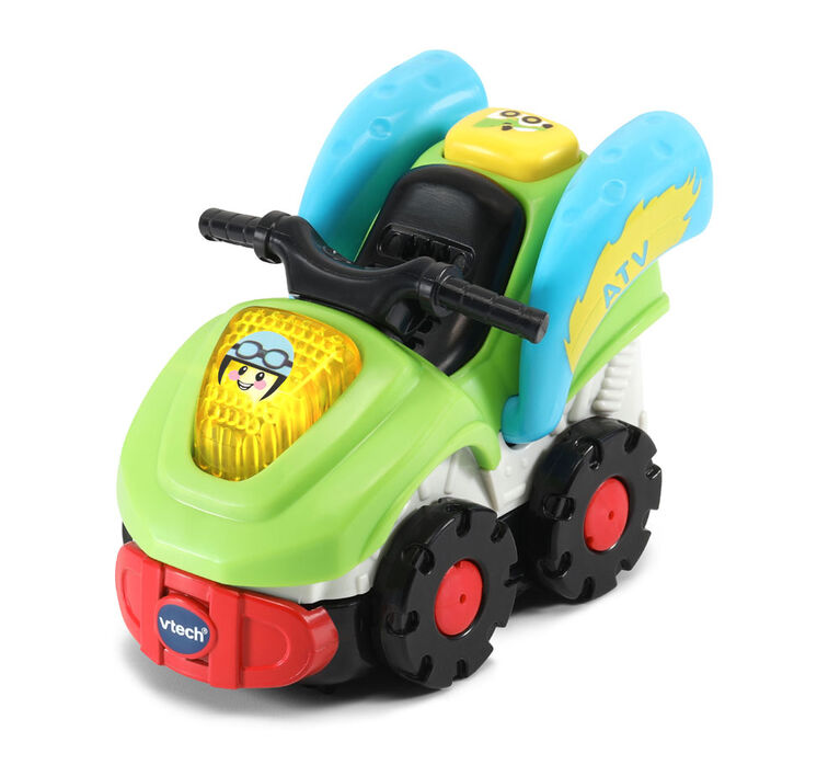VTech Go! Go! Smart Wheels ATV - English Edition
