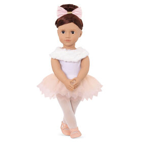 Our Generation, Valencia, 18-inch Ballet Doll