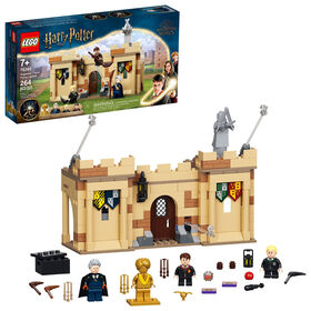 LEGO Harry Potter Poudlard : la première leçon de vol 76395 - Notre exclusivité