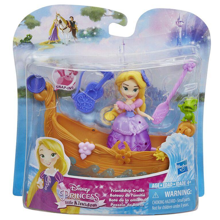Disney Princess Rapunzel's Friendship Cruise