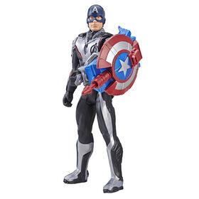 Marvel Avengers: Endgame Titan Hero Power FX Captain America