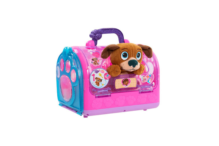 Doc McStuffins Toy Hospital On The Go Findo Carrier