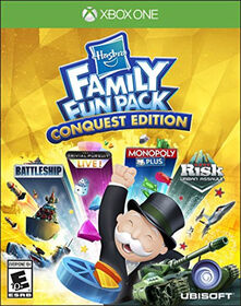 Xbox One - Hasbro Family Fun Pack Conquest Edition