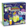 Learning Resources Beaker Creatures Monsterglow Lab - English Edition
