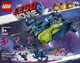 Le Rexplorateur de Rex! LEGO The LEGO Movie 2 70835