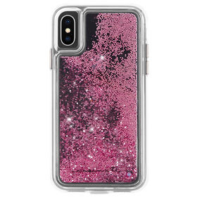 Case-Mate Waterfall Case iPhone XS/X Rose Gold