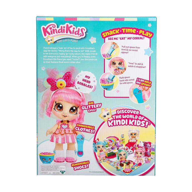 Kindi Kids Snack Time Friends: Donatina