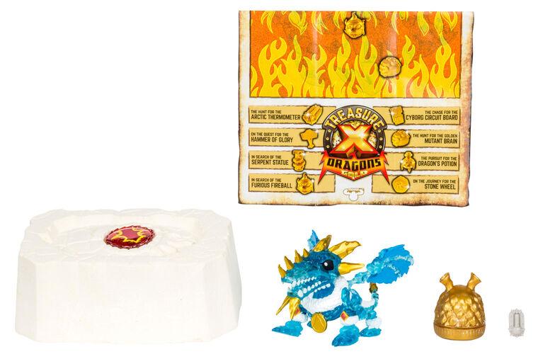 Moose Toys Treasure X Quest for Dragon's Gold - Dragon Figure