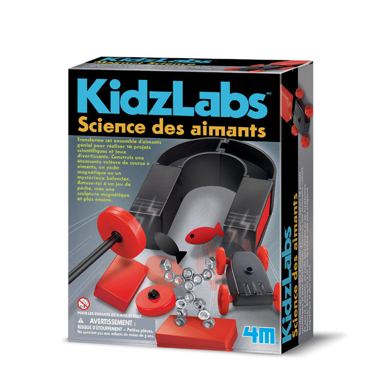 Magnet Science - French Version