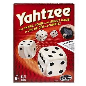 Hasbro Gaming - YAHTZEE classique