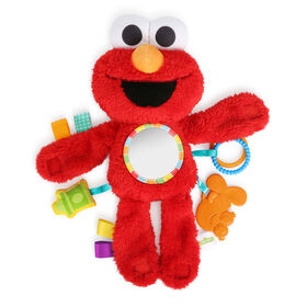 Elmo Travel Buddy On-the-Go Plush Attachment