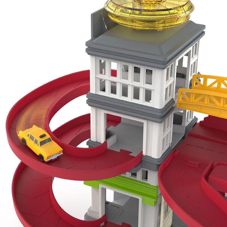 Visite D'Une Grande Ville, Driven, Ensemble de ville miniature avec voiture