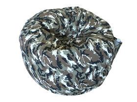 Boscoman - Fauteuil poire rond à imprimé de - camouflage