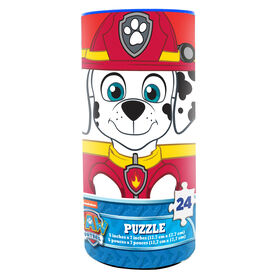 PAW Patrol 24-Piece Puzzle in Tube