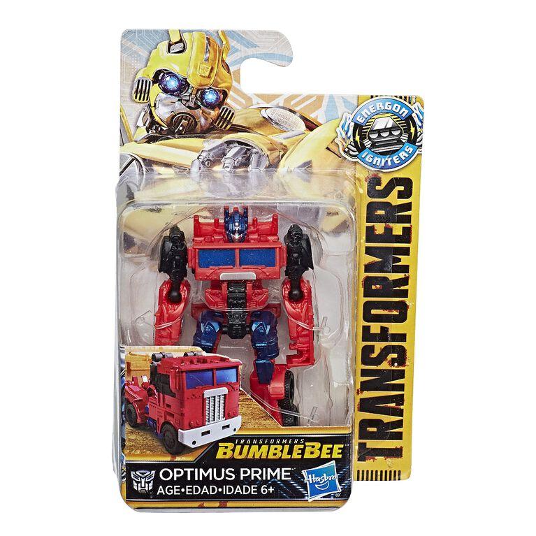 Transformers: Bumblebee -- Energon Igniters Speed Series Optimus Prime