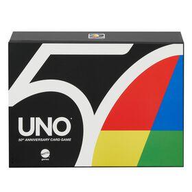 UNO Premium 50th Anniversary Edition Matching Card Game