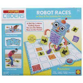 ALEX  Future Coders Robot Races