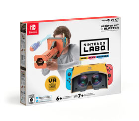 Nintendo Labo Toy-Con 04: VR Kit - Starter Set + Blaster