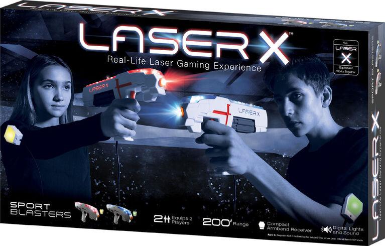 Laser X Double Sport Blasters