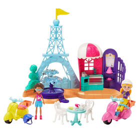 Polly Pocket Perfectly Paris Playset - R Exclusive