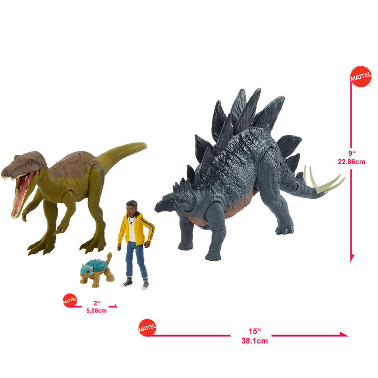 Jurassic World Camp Cretaceous Camp Adventure Set
