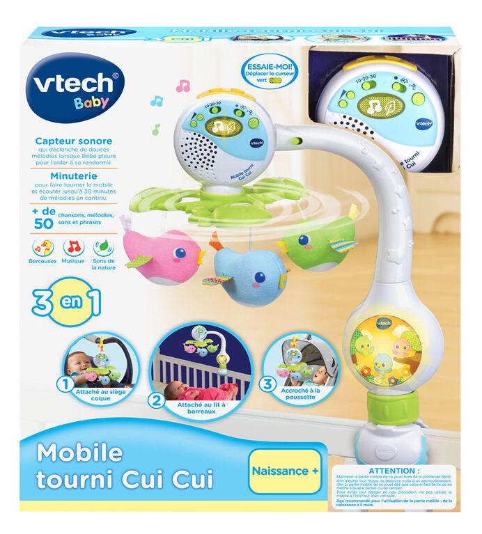 VTech Mobile tourni Cui-Cui - Édition française