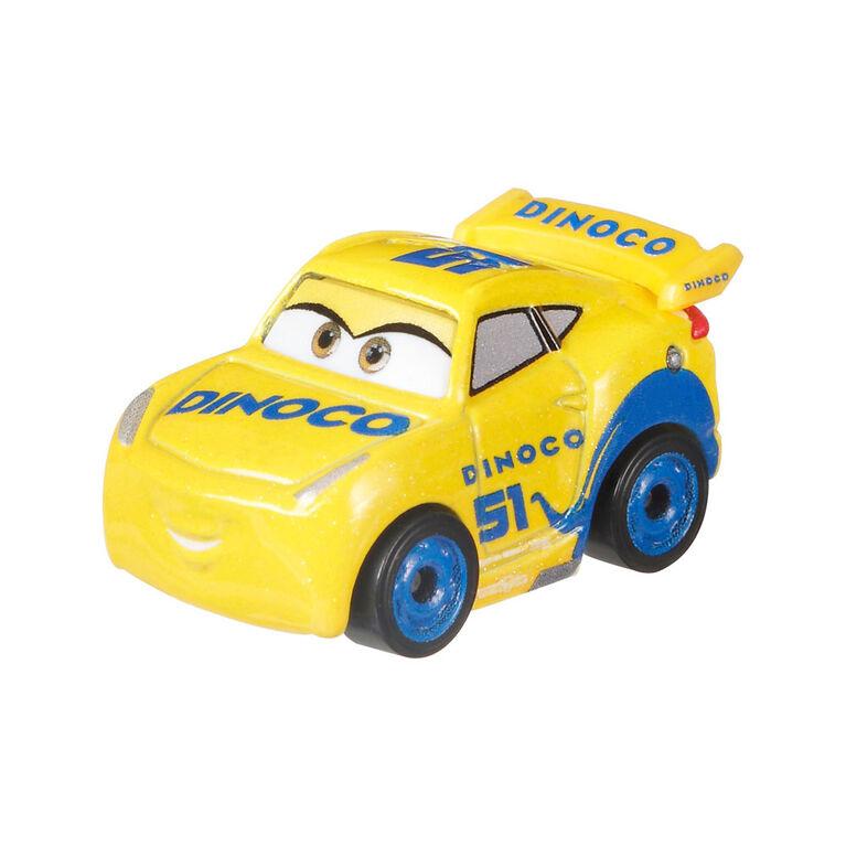 Disney Pixar - Les Bagnoles - Mini Véhicules - Coffret de 3 - Série Course à la Butte à Willy