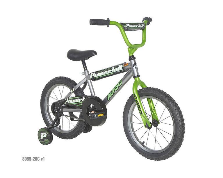 Avigo Powerjolt Bike - 16 inch