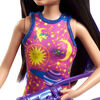 Barbie Space Discovery Skipper Doll with Night Binoculars & Laptop Wearing Dress with Planetary Print - R Exclusive